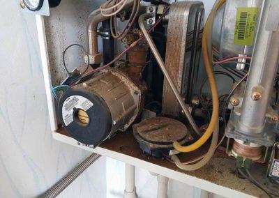 Обслуживание, замена и ремонт газовых котлов в Курске