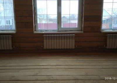 монтаж радиаторов отопления в частном доме