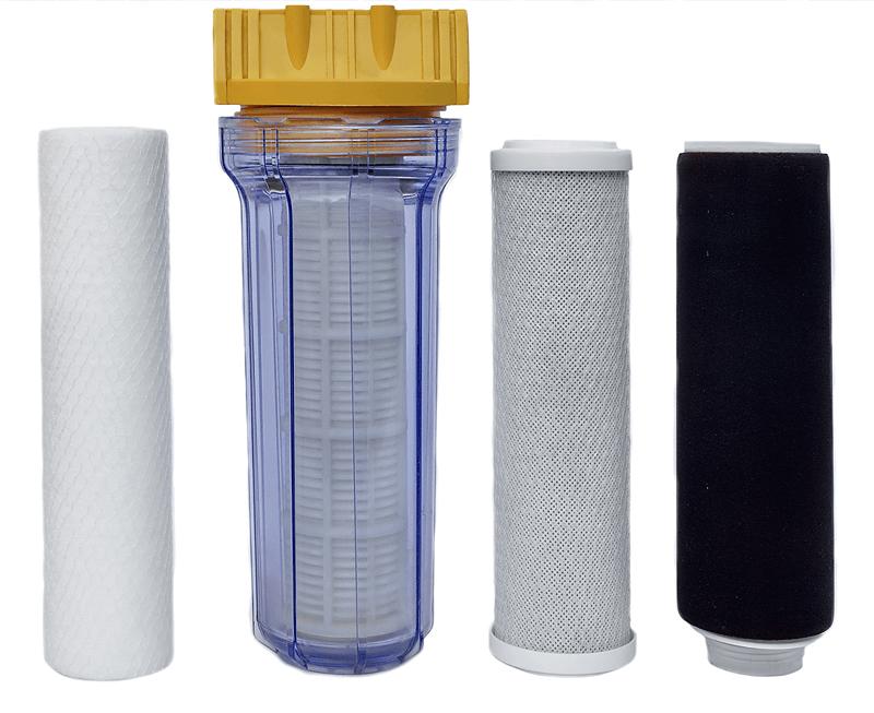 Установка фильтров для воды в Курске и области – монтаж фильтров глубокой очистки под мойку