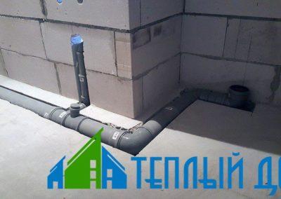 Монтаж канализации в курске