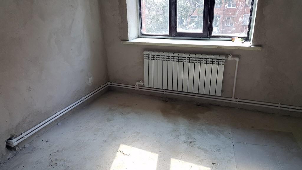 Установка радиаторов отопления в Курске и Области
