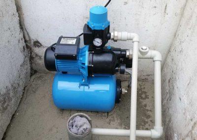 montazh stancii dlja vody 2 400x284 - Портфолио монтажа систем водопровода – Наши работы