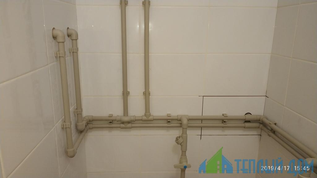 montazh vodoprovoda 8 - Монтаж водопровода
