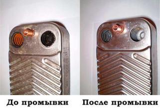 ochistka teploobmennikov - Главная
