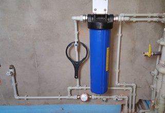 ustanovka filtrov dlja vody - Главная