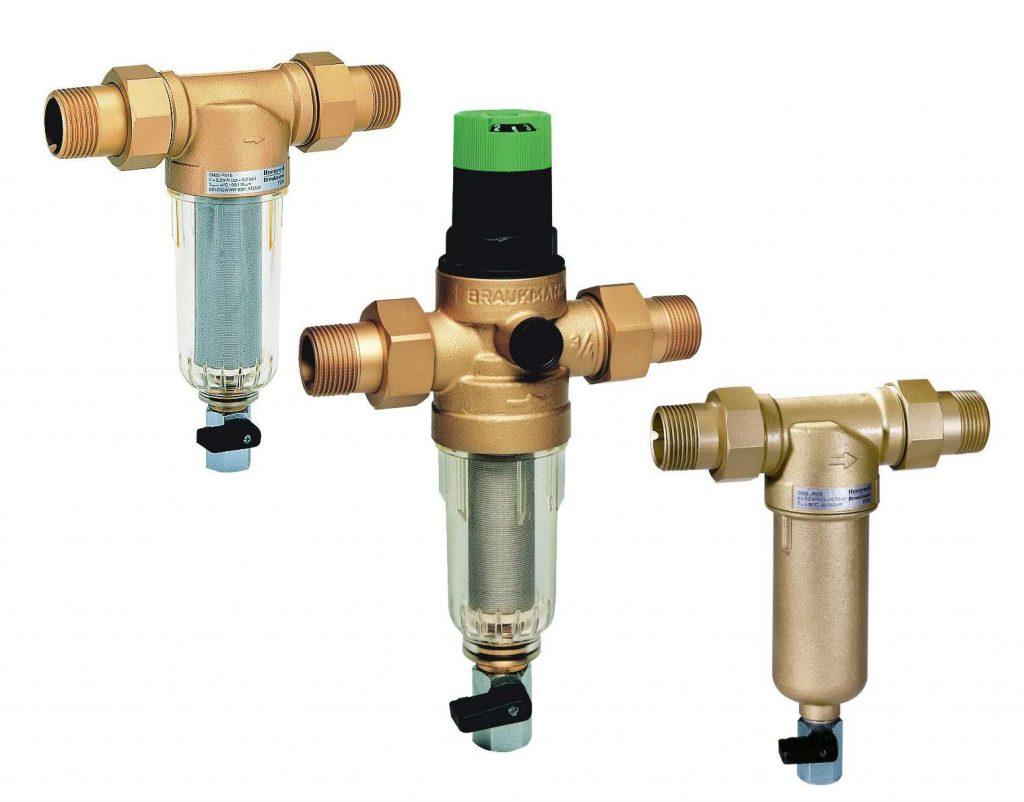 ustanovka filtrov v kurske i kurskoj oblasti - Установка фильтров для воды