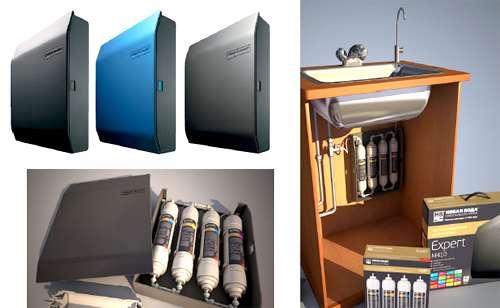 ustanovka filtrov v kurske - Установка фильтров для воды
